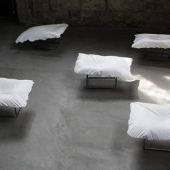 The Dark Self 8, Susan Aldworth, Evidence of Sleep III, photo by Paul Hughes